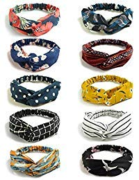 DRESHOW Boho Headbands for Women...