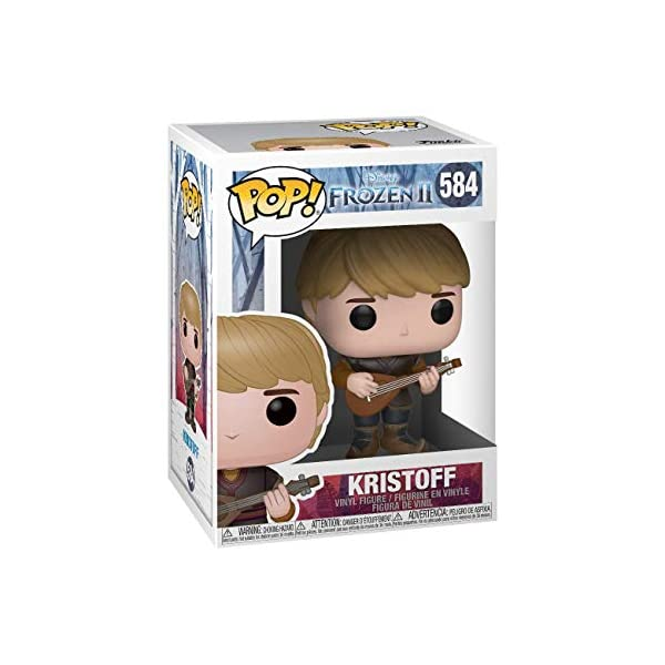 Funko Pop Kristoff (Frozen 2 584) Funko Pop Frozen