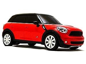 RC Coche Mini Cooper S Countryman 1: 24(Rojo) (ET3501)