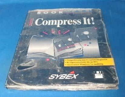 Compress-It! : Vergrösserung der Festplattenkapazität ; Kompressionsrate bis zu 50% ; auch unter Windows 3.x lauffähig.
