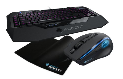 roccat-isku-fx-uk-gaming-keyboard-with-kone-xtd-max-customisation-mouse-and-taito-king-size-mousepad