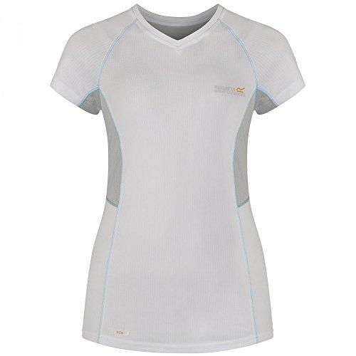 Regatta Damen-Shirt JENOLAN Atoll-Blau