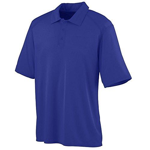 Augusta Herren Poloshirt Violett - violett