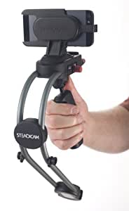 Steadicam SMOOTHEE-APPLIP5 Smoothee Camera Mount for iPhone 5 (Black)