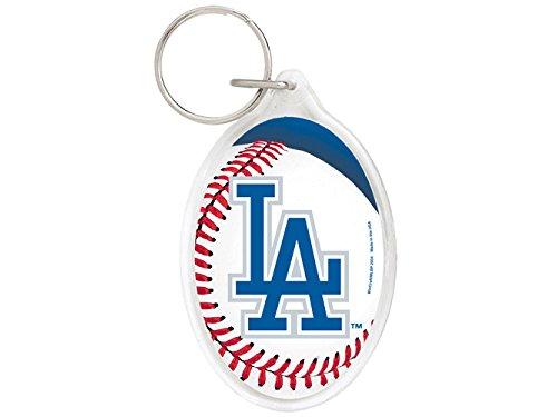 WinCraft Los Angeles Dodgers Premium MLB Schlüsselanhänger