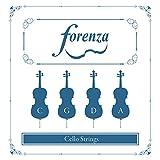 Forenza FA15COA - Juego de cuerdas para violonchelo