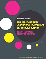 Business Accounting and Finance