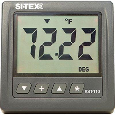 Si-tex Wasser Temp Anzeige sst-110Wasser Temp Anzeige, Keine XDCR -