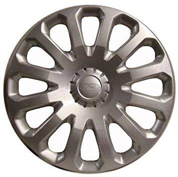 Ford 1789720 Wheel Trim/Cover/ Hub Cap Styled, 15-inch, Set
