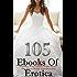 105 Ebooks Of Erotica