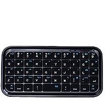 Ularma Moda Mini Bluetooth Wireless Teclado para iPad Laptop PC Android Tab PS3