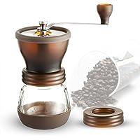 Macinacaffè, Coolife Macinacaffè Manuale a Manovella -