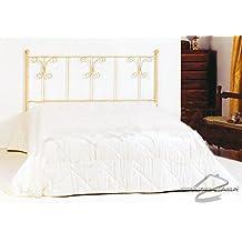 ciel de lit en fer forg. Black Bedroom Furniture Sets. Home Design Ideas