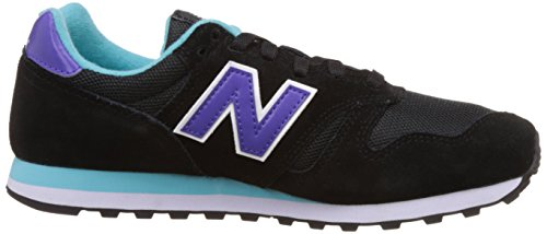 New Balance Damen 487651 50 Sneaker Black (Black/001)