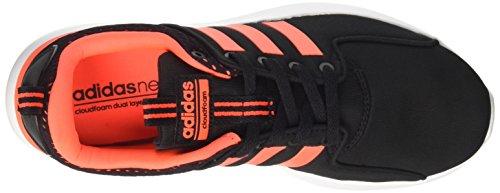 adidas Herren CF Lite Racer Gymnastikschuhe Mehrfarbig (Core Black/solar Red/ftwr White)