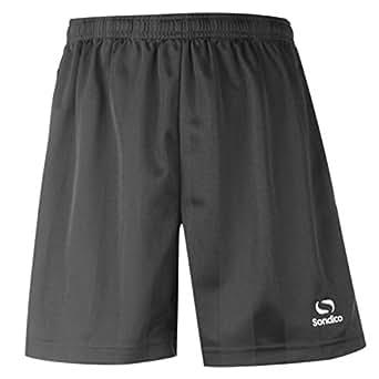 Sondico Core Football Shorts, Mens, black - black