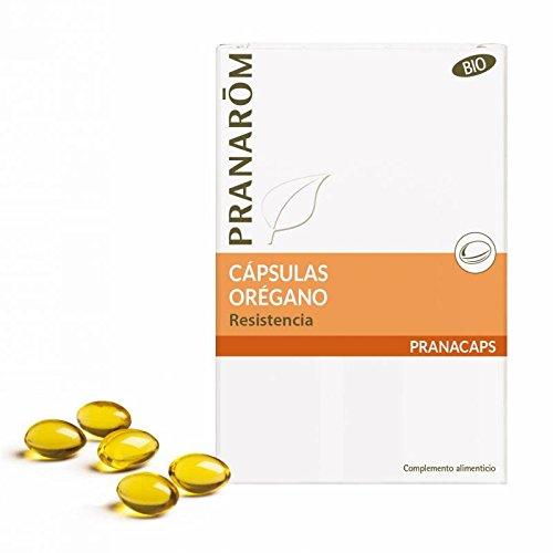 Aceite de Orégano 30 cápsulas blanda