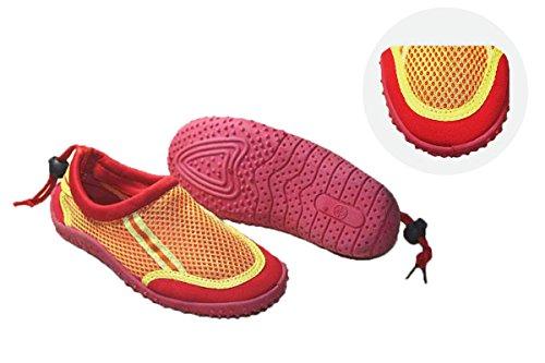 Água Sapatos Menina Sapatos Praia Crianças jovem Férias Laranja De De Aqua De C0RxwFzO
