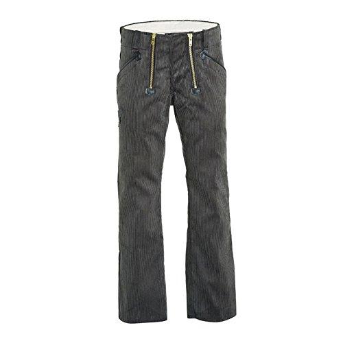 FHB Zunfthose ohne Schlag, Arbeitshose, grau, Gr. 50