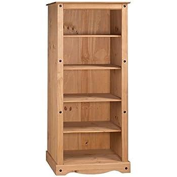 Attractive Mercers Furniture Corona Tall Large Bookcase