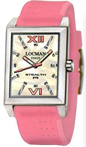 Locman 024100MWNPK0SIP_wt Reloj de pulsera para mujer