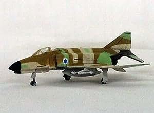 1/200 Welt Fluegel Museum 2.-16 Magudaneru Douglas F-4 Phantom ? Israel Air Force F-4E Phantom II (Landung Zustand) getrennt