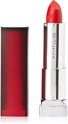 Maybelline New York Color Sensational Powder Matte Lipstick, Get Red-dy, 3.9g