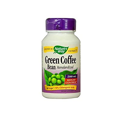Nature's Way Green Coffee - Pack of 60 Tablets from Nature's way