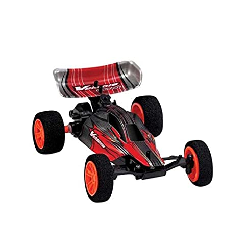 WODDU Voiture Téléguidée Enfants RC Cars Télécommandé Playmobil Cadeau Noël (Rouge)
