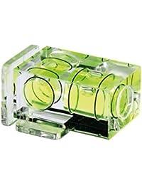 RK Gifts Mini Spirit Level Tool DIY Gadget Hot Shoe DSLR SLR Camera Novelty gift (Mini Spirit Level 2 axis (2-axis))