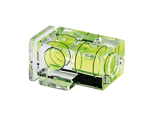 Schlüsselanhänger mit Mini-Wasserwaage von RKGifts, Werkzeug, Heimwerken, originelles Geschenk, 2 Achsen, Mini Spirit Level 2 axis (2-axis)