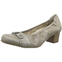 Semler Cleo, Damen Pumps, Beige (028 - panna), 38 2/3 EU (5.5 Damen UK)