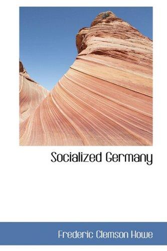 Socialized Germany