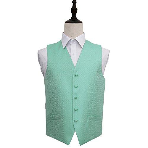 SSS ( dqt) -  Gilet  - Uomo Mint Green