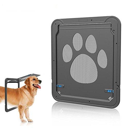 Haustier Türen Für Hunde Und Katzen Hund Tür Klappe Groß Mittel-14 Zoll × 16 Zoll