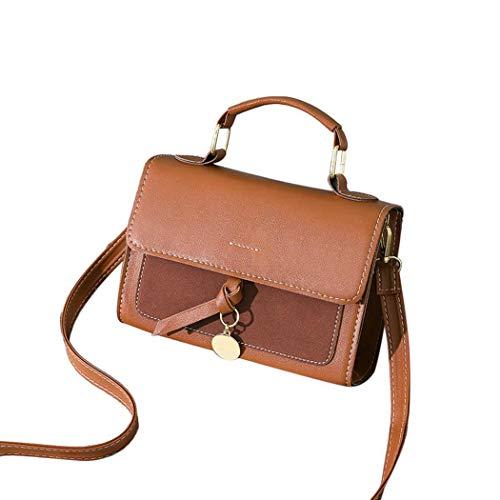 Schnalle Hobo Handtasche (Uiolering Neue Mode Frauen Kunstleder Umhängetasche Satchel Hobos Handtasche Tote Geldbörse Einkaufstaschen)