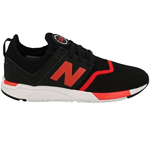 new balance 247 hombre negras rojas y grises