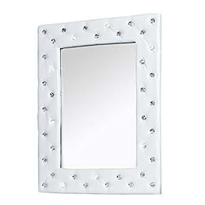 Grande specchio da parete boutique 80 x 60 cm colore for Amazon specchi da parete