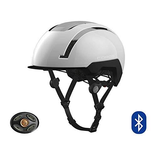 COROS SafeSound Urban - Sistema audio per casco da ciclismo con sistema di apertura orecchie, chiamate telefoniche con musica Bluetooth, telecomando intelligente, peso leggero