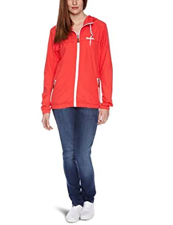Bench Retro Cag Women's Jacket Light Red Large