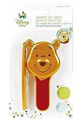 Disneys Winnie The Pooh Baby Brush & Comb Bath Set