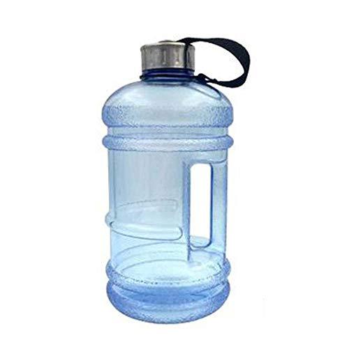 asserflasche Auslaufsicher Outdoor Fitness Trinkwasser Topf Sportflasche Auslaufsicher Gym Diät Outdoor ()
