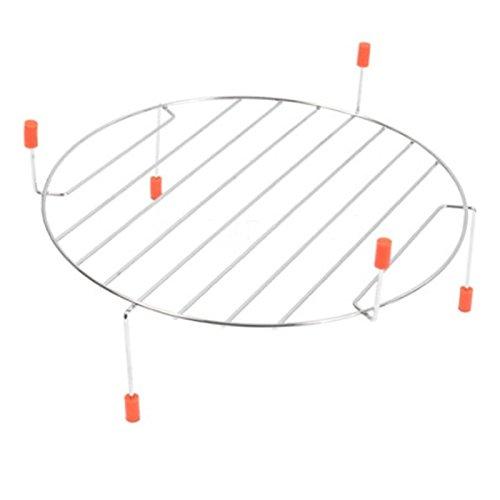 Spares2go platine support étagère Rack Fil pour Bosch micro-ondes Grill four (255 mm)
