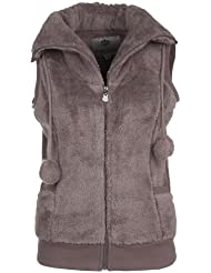 Sublevel Teddy Fleece Vest