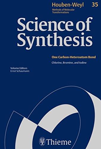 Science of Synthesis: Houben-Weyl Methods of Molecular Transformations  Vol. 35: Chlorine, Bromine, and Iodine (English Edition) - Organische Jod
