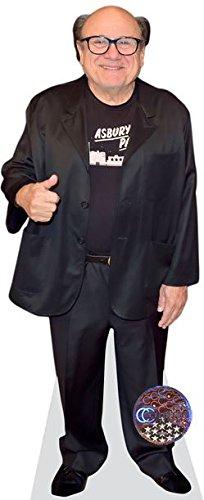 Preisvergleich Produktbild Danny DeVito (Thumbs Up) Pappaufsteller mini