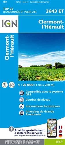 2643ET CLERMONT-L'HERAULT RECTO