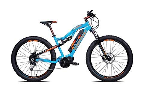TORPADO E-Bike full Thor 27,5''+ 9v Tg.45 Bafang Max Drive 250Wh 2018 (eMTB All Mountain)