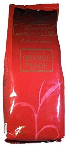 Preisvergleich Produktbild Pack 3 Portugiesisch Schwarz Gorreana Orange Tee Azoren (Portugal) - 3 *100 Gramm