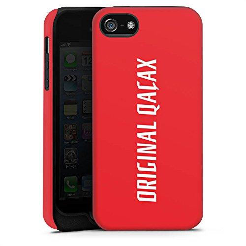 Apple iPhone X Silikon Hülle Case Schutzhülle Xatar Fanartikel Merchandise ORIGINAL QUACAX Tough Case matt